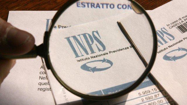 Inps pensione cartelle previdenziali istituto nazionale previden