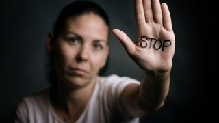 mujer maltratada, violencia domestica