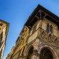 Loggia del Bigallo on Piazza San Giovanni Duomo. Florence, Toscana, Italy